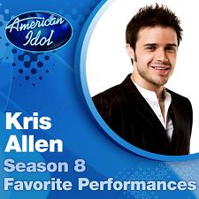 Kris Allen - Season 8 Performances