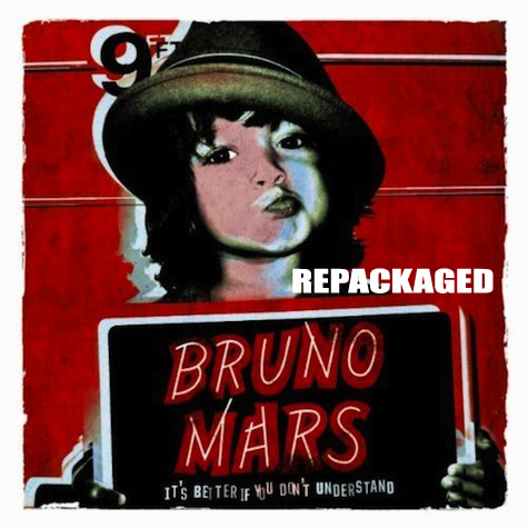 Bruno Mars | It's Better If You Don't Understand EP Repackaged ...